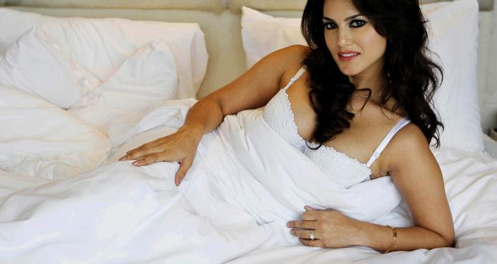 Indyjska aktorka porno Sunny Leone