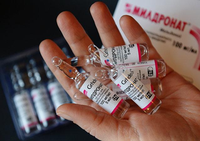 Preparat meldonium zabroniony przez Światową Agencję Antydopingową