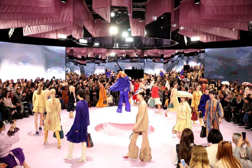 Tydzień mody w Londynie, kolekcja domu mody Alison Goldfrapp