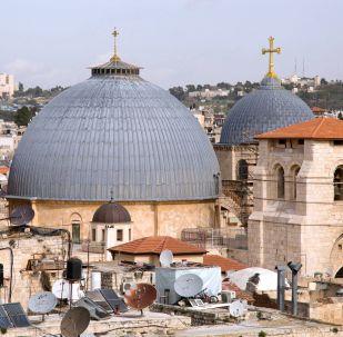 Grób Pański w Jerozolimie