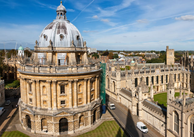 Terytorium Uniwersytetu Oksford, Wielka Brytania