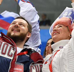Pjongczang 2018. Hokej na lodzie. Olimpijczycy z Rosji ze złotem