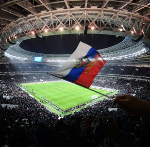 Stadion Łużniki w Moskwie