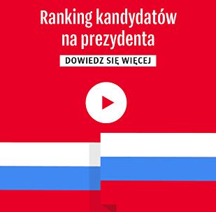 Ranking kandydatów na prezydenta Rosji