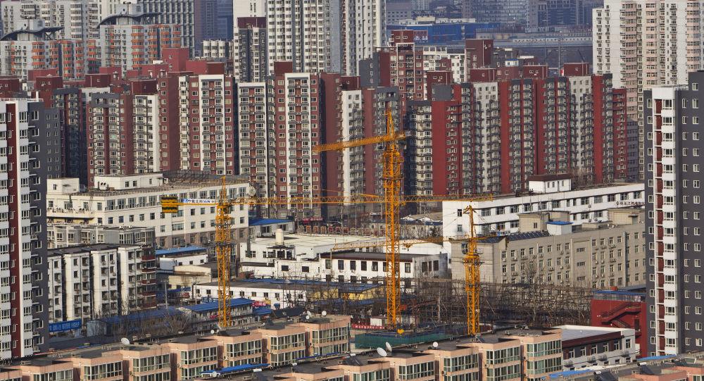 Widok na Pekin