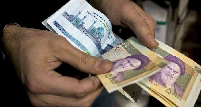 Irańskie banknoty