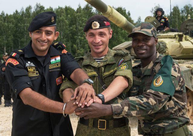 Wyścigi Treningowe w ramach Wojskowych Igrzysk Międzynarodowych - 2015