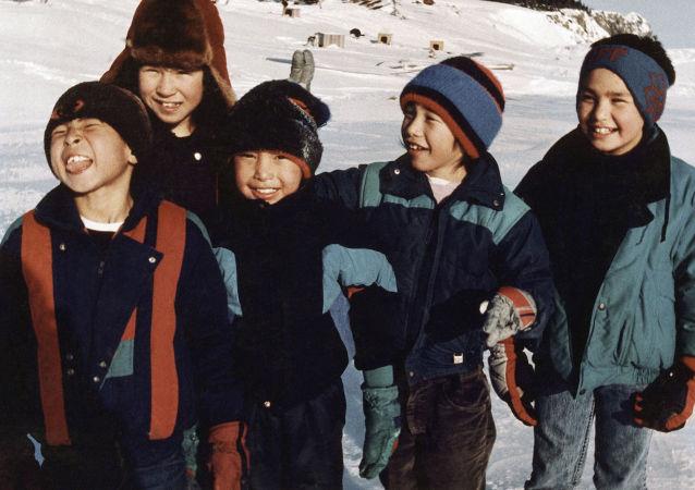 Rdzenni mieszkańcy Alaski
