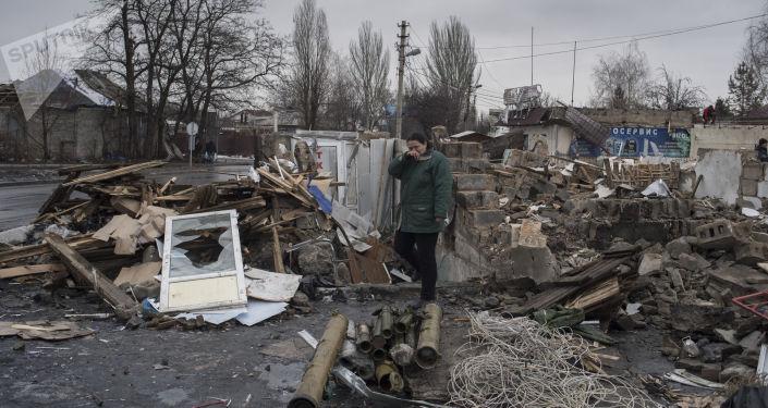 Sytuacja w Donbasie