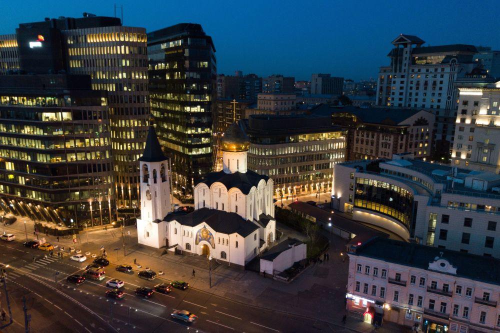Cerkiew św. Mikołaja Cudotwórcy w Moskwie