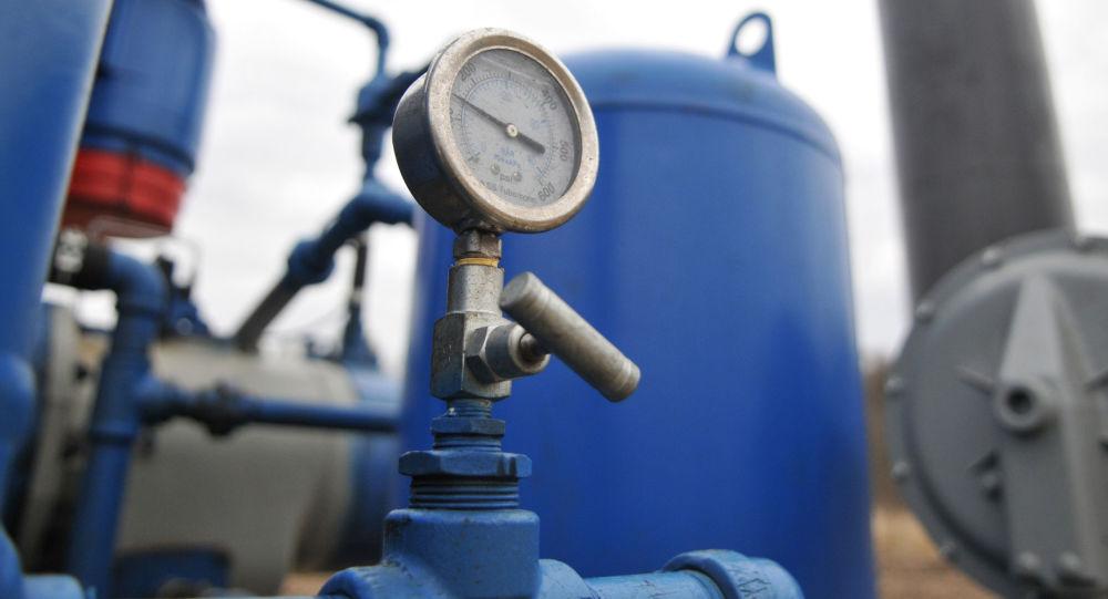 Urządzenie kompresorowe na Krechowskim złożu gazu ziemnego w obwodzie lwowskim