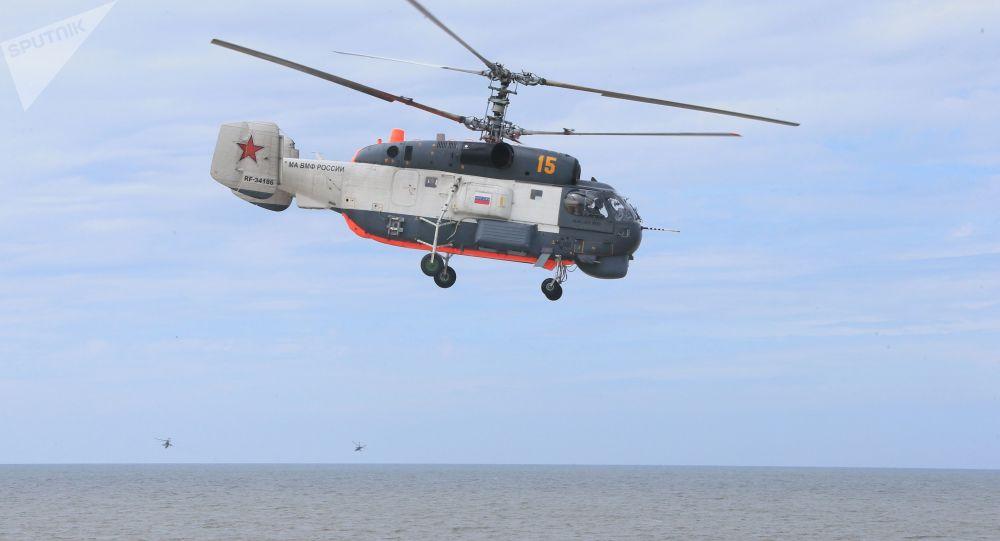 Śmigłowiec pokładowy Ka-27PS