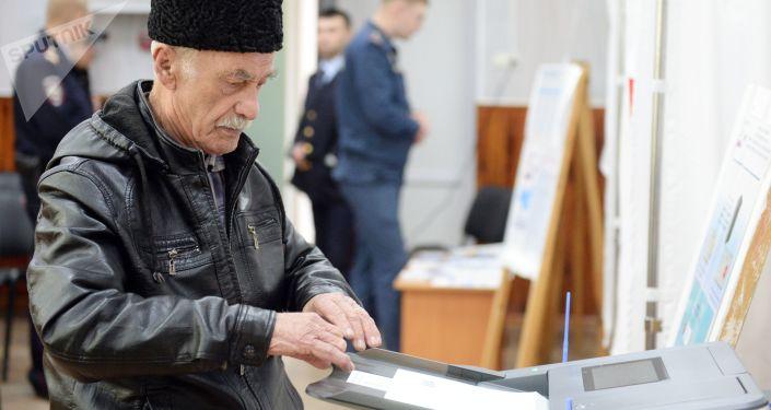 Wybory prezydenckie na Krymie, Symferopol