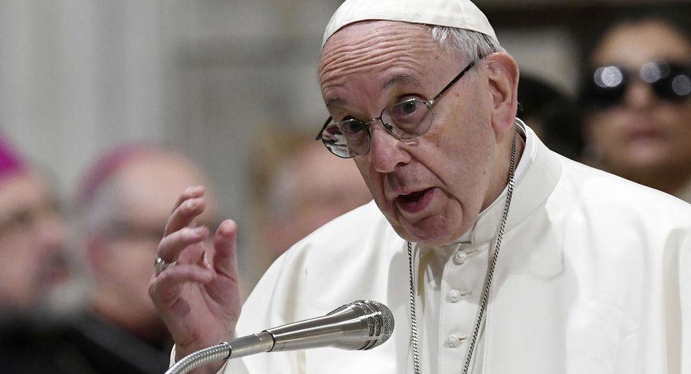 Papież rzymski Franciszek