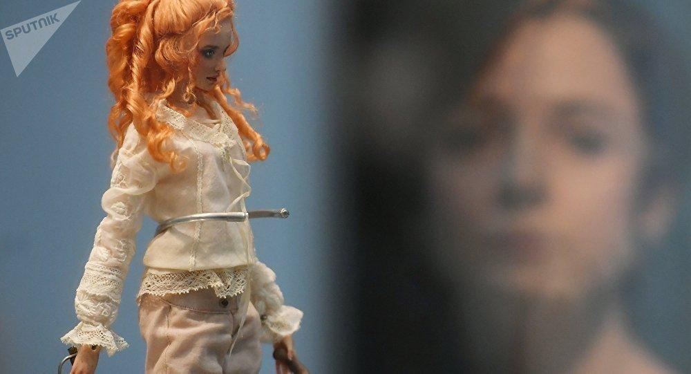 Sztuka lalki -VIII Międzynarodowa wystawa w Moskwie