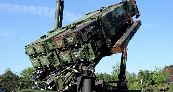 Rakietowy system ziemia-powietrze Patriot