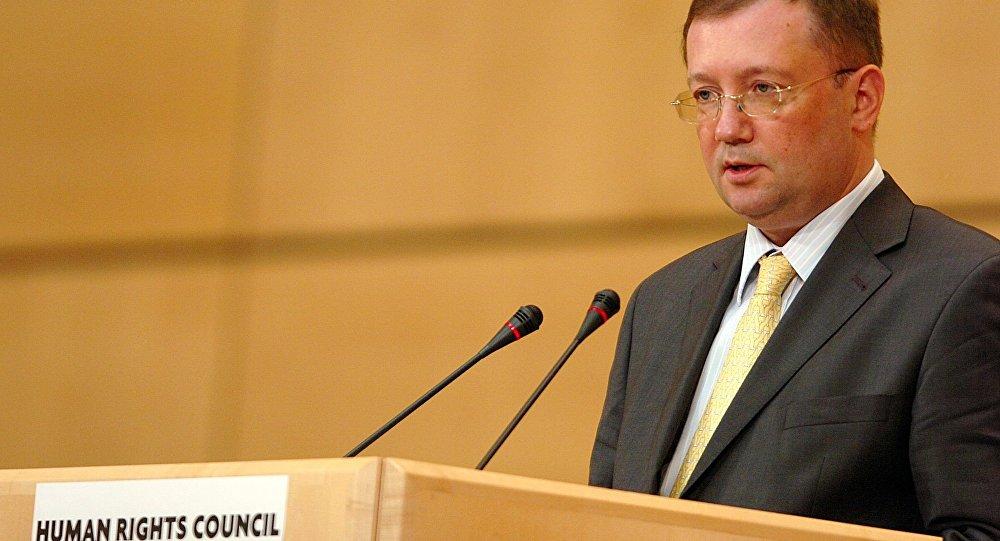 Ambasador Rosji Aleksandr Jakowenko