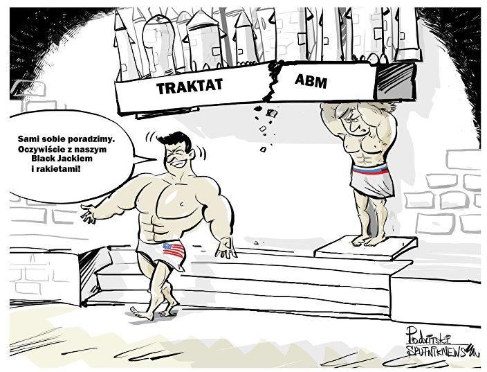 Traktat ABM bez USA