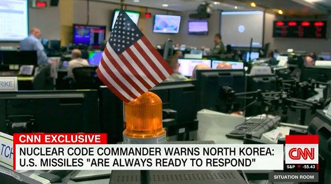 Tajna podziemna baza USA na wypadek wojny nuklearnej