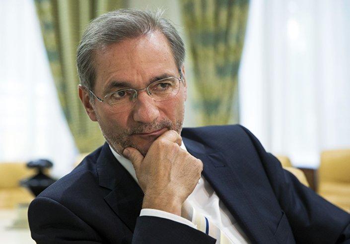 Byly premier Brandenburda i przewodniczący Forum Niemiecko-Rosyjskiego Matthias Platzeck