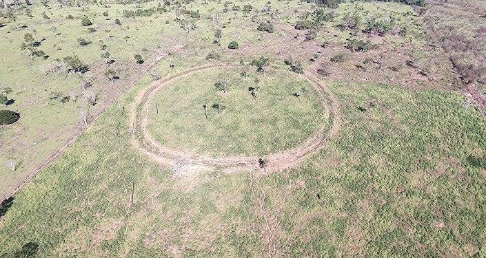"""Pozostałości osad znalezione przez archeologów w """"bezludnych"""" lasach Amazonii"""