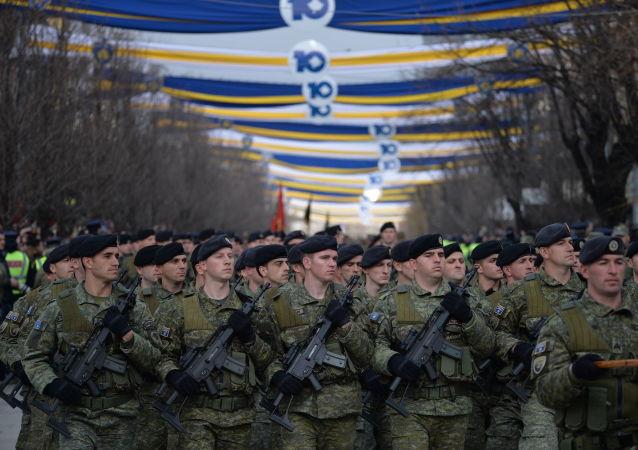 Obchody 10-lecia niepodległości Kosowa