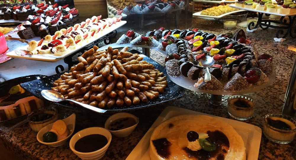 Ciasta i słodycze