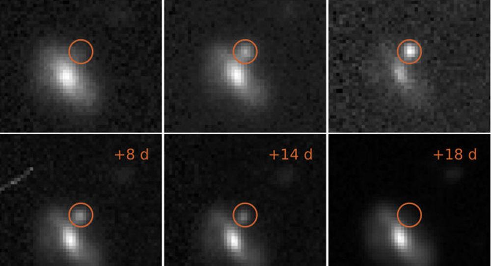 Astronomlowie z University of Southampton odnotowali 72 jasne i krótkotrwałe błyski