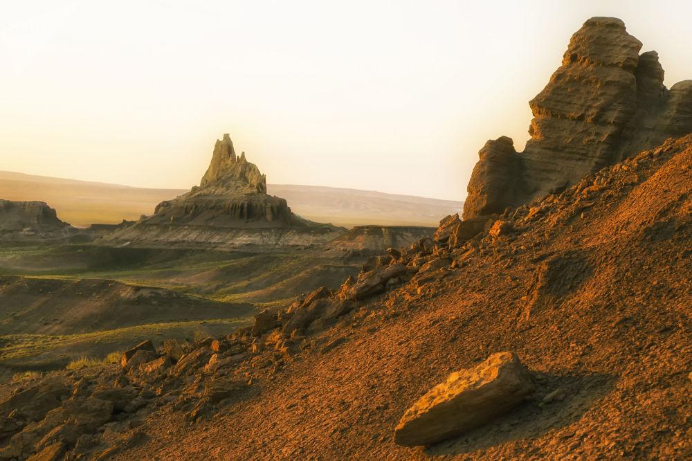 Rezerwat przyrody Ustiurt
