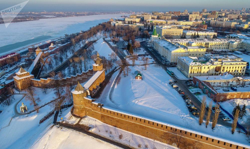 Kreml w Niżnym Nowogrodzie