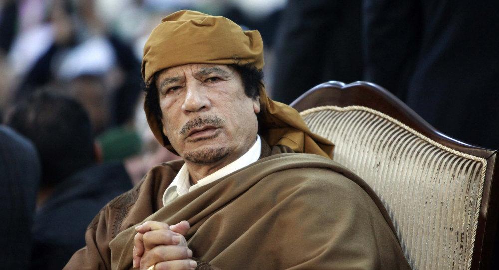 Muammar al-Kaddafi