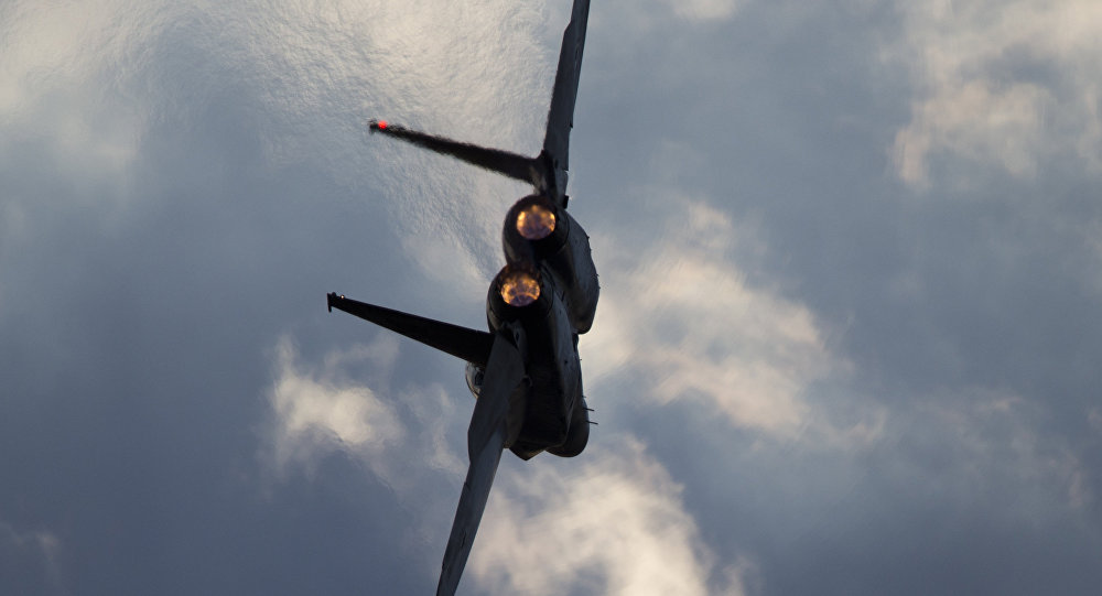 Izraelskie F-15