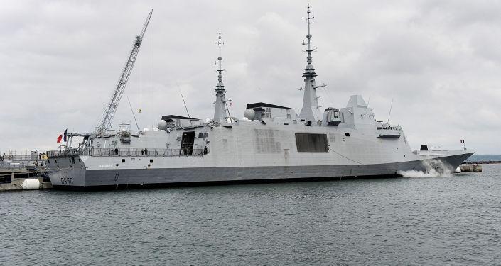 Francuska fregata Aquitaine