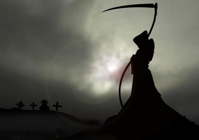 Śmierć z kosą
