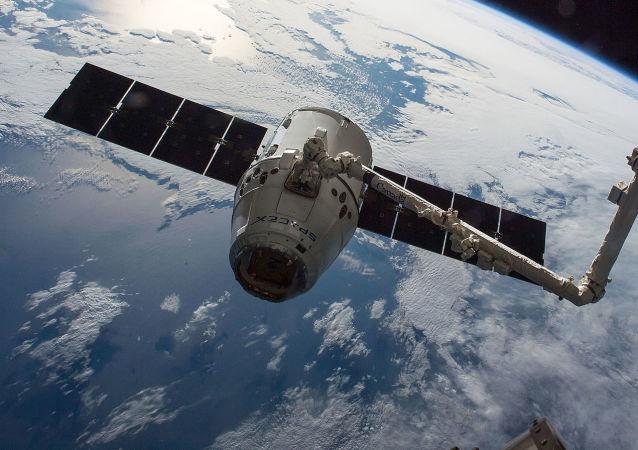Statek kosmiczny Dragon