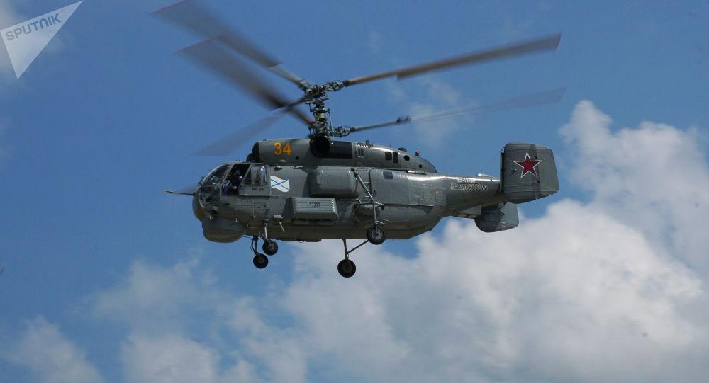 Śmigłowiec Ka-29