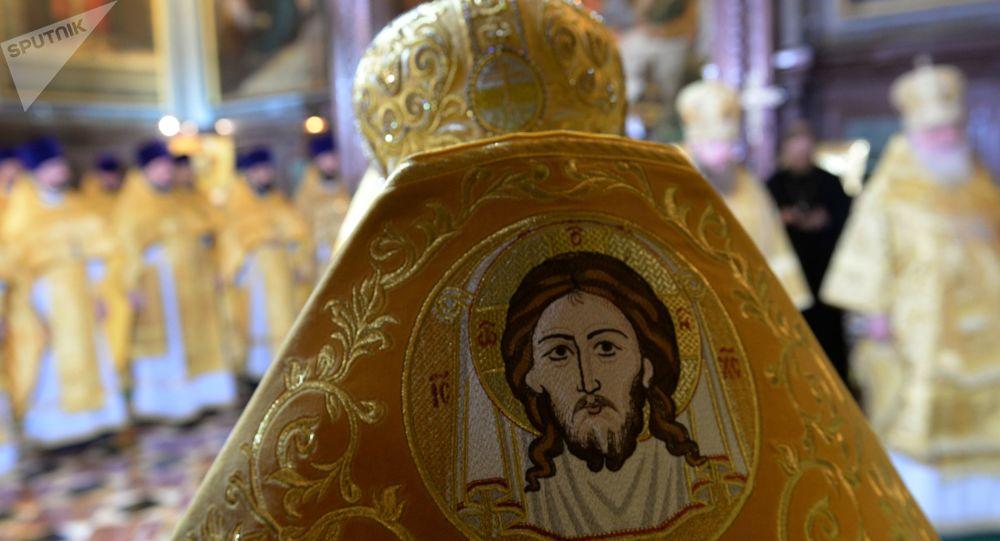 Kapłan prawosławny