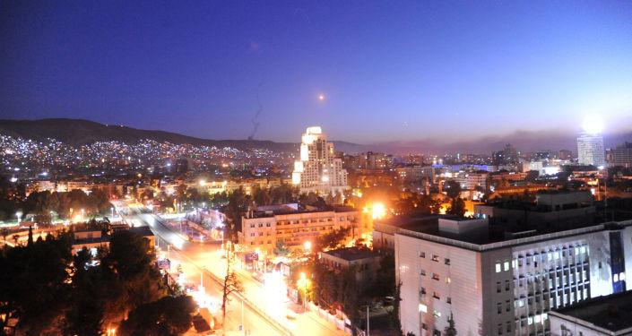 Naloty koalicji na obiekty w Syrii