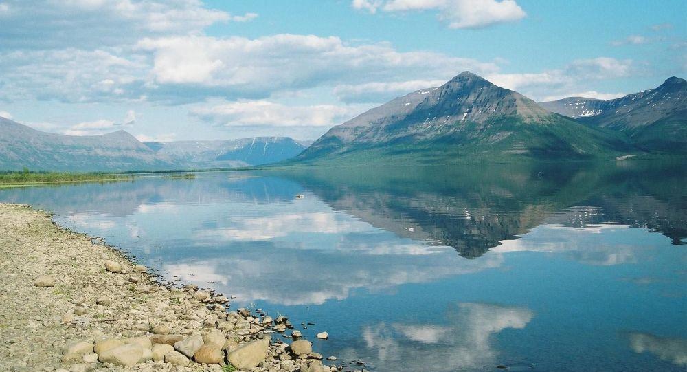 Jezioro Łama, Rosja