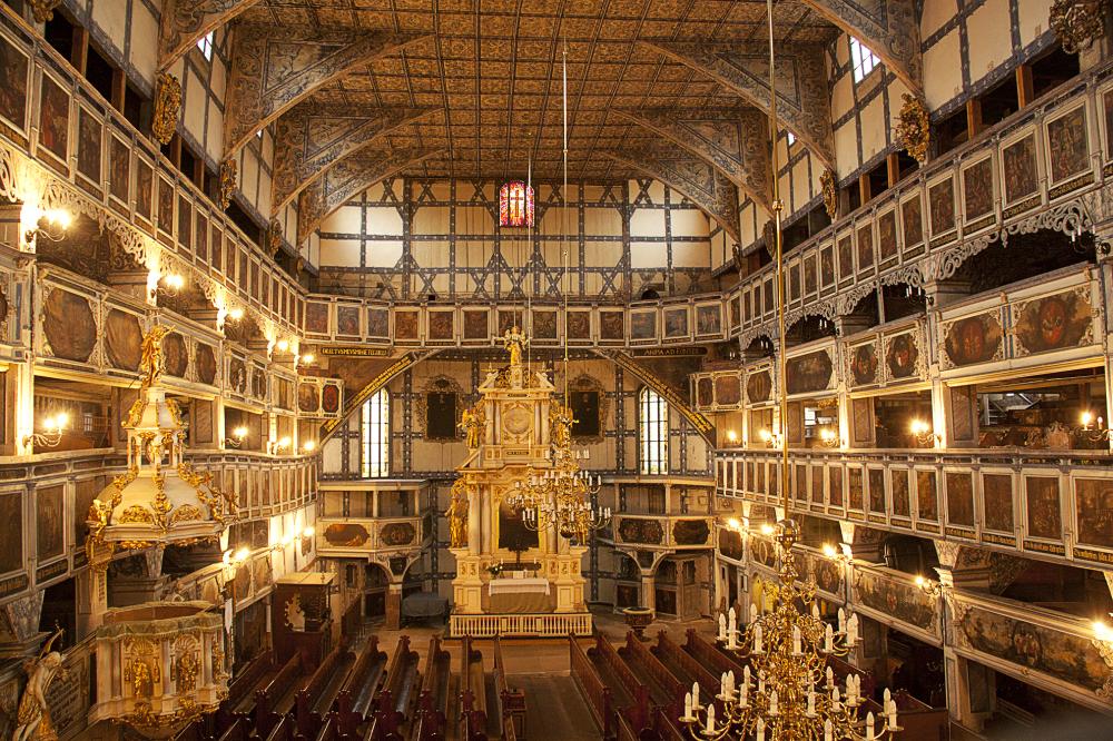 Kościół Pokoju w Jaworze, Polska