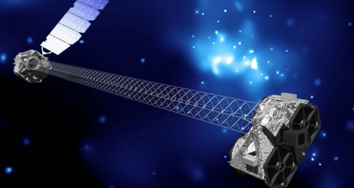 Kosmiczny teleskop NuSTAR