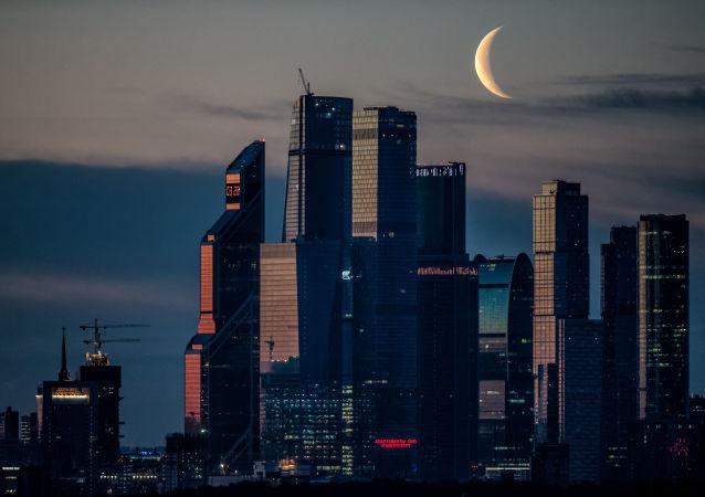 Kompleks biznesowy Moskwa-city
