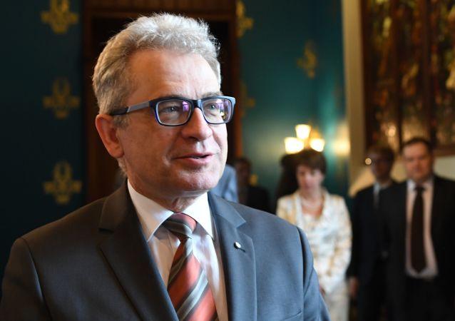 Ambasador Polski w Rosji Włodzimierz Marciniak