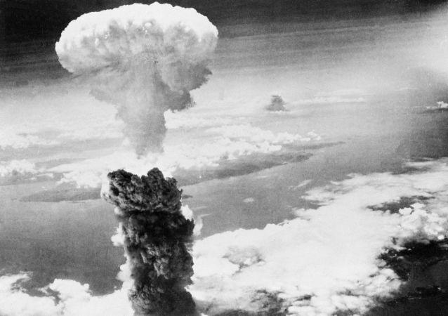 Grzyb atomowy nad Nagasaki
