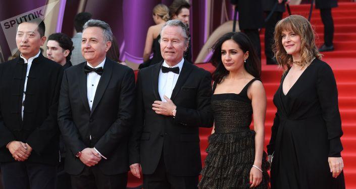 Jury 40. Międzynarodowego Festiwalu Filmowego w Moskwie