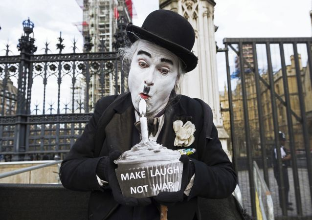 Londyn: protesty przeciwko bombardowaniu Syrii