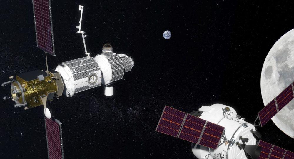 Międzynarodowa księżycowa stacja orbitalna Deep Space Gateway