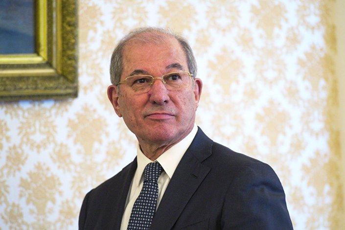 Dyrektor generalny OPCW Ahmet Üzümcü