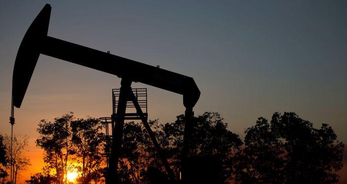 Szyb naftowy w Wenezueli
