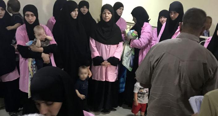 Rosjanki skazane na dożywocie w Iraku